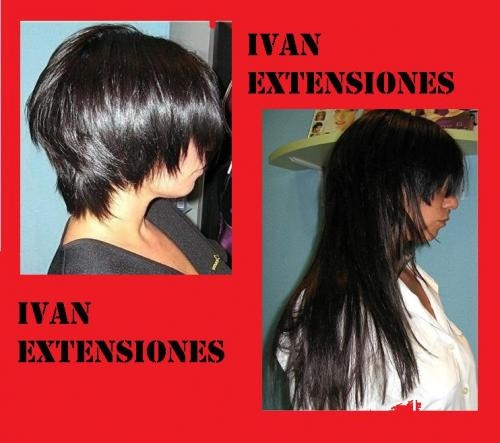 Extensiones de cabello natural humano!!!