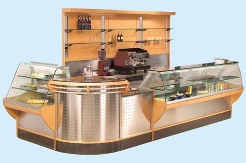 Equipos para cafeterias y heladerias