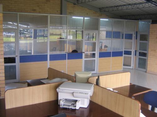 muebles, oficina abierta