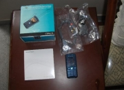 Vendo sony ericsson w200 color azul
