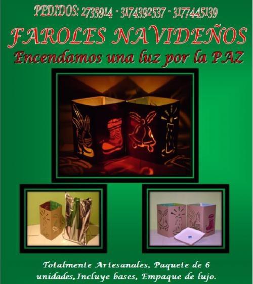 Fotos de Faroles navidad 4