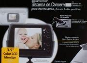 CAMARA DE REVERSA A COLOR -VEHICULOS-BOTES-BUSES