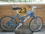 Bicicleta todoterreno dama