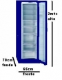 Venta de congelador industrial