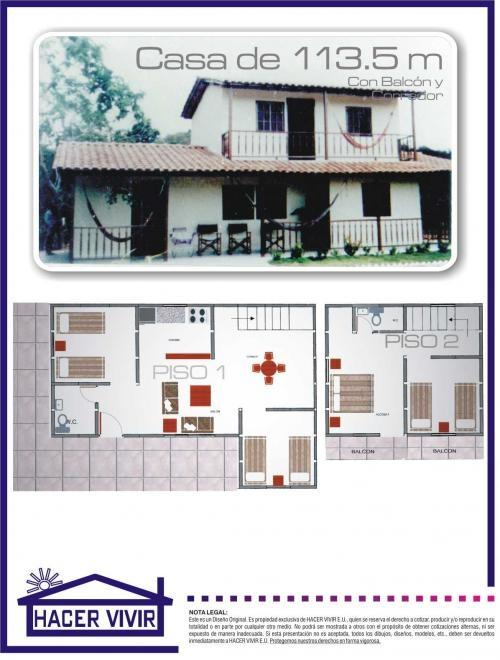 Casas prefabricadas madera casas prefabricadas en bogota - Casas economicas prefabricadas ...
