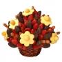 Regala un espectacular arreglo comestible de frutas en medellin de ...