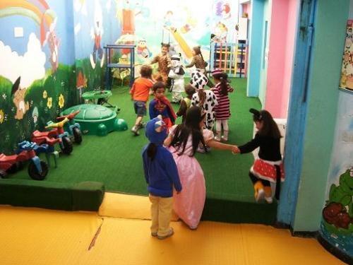 Fotos de jard n infantil casita de sue os matriculas for Casita infantil jardin