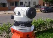 venta de equipos de topografia y sus accesorios