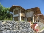 Hospedaje en cabaã±as en guadua colombia - santander - curiti
