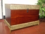 fabricación, mantenimiento y reparación de muebles en rattan y sintetico