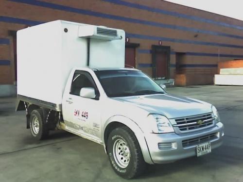 fotos de vendo dimax 4x2 furgon y termoking