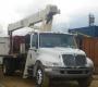 Vendo grua camion 2005 con contrato de alquiler