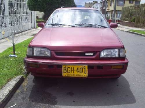 Fotos De Mazda 323 Sw - Bogot U00e1  Distrito Especial   Motos