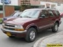 Chevrolet blazer vinotinto 1995 automatica