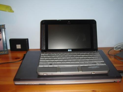 fotos de portatiles acer one y hp mini 2133 nuevos baratos