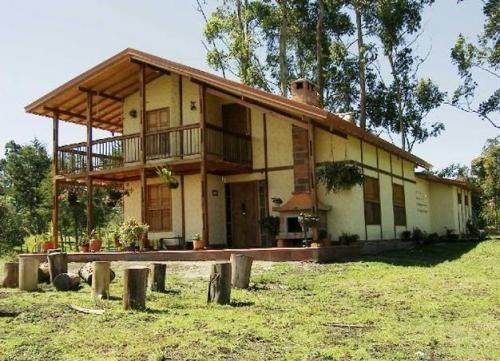 Fotos de casas prefabricadas madera concreto chalets cali - Techos modulares ...