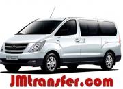 Traslado en Minivans en Aeropuerto de Santo Domingo