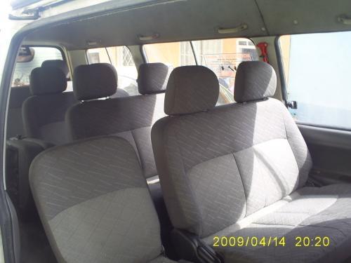 vendo microbus kia pregio grand diesel