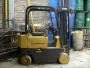 Montacarga caterpillar t40as 2.3 ton 3 torres lpg en excellente condiciones ...