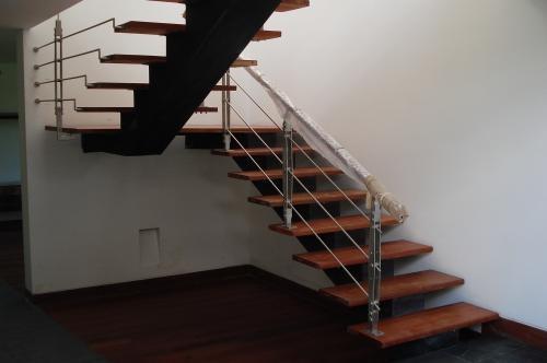 Fotos de escaleras prefabricadas cundinamarca otros for Imagenes de escaleras metalicas