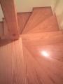 Pulida y lacada pisos de madera