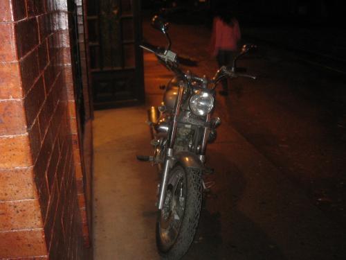 fotos de moto cuatro tiempos jc100 - cundinamarca