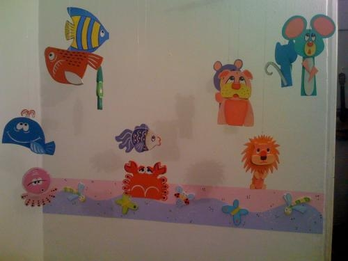 Cenefas decorativas infantiles en bogot imagui - Cenefas decorativas infantiles ...