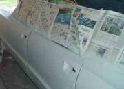 Como pintar un auto