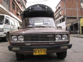 Fotos de CAMIONETA MAZDA 1600 CARROCERIA ESTACAS