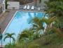Alquiler de apartamento amoblado en conjunto cerrado con piscina en melgar