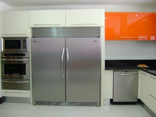 Fotos de cocinas integrales y electrodomesticos de gama for Cocinas alta gama