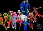 Malabaristas, zanqueros, shows aereos tela y trapecio, show de fuego, clown