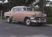 Chevrolet bel air coupe mod.1954 (original)