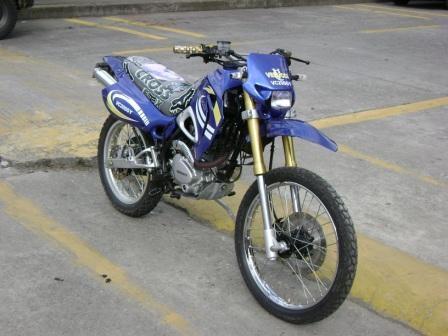 VENDO MOTO VERUCCI VC200GY MODELO 2007