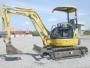 Excavadora de oruga 2004 komatsu pc27 mr-2, solo 123 horas