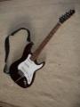 Guitarra electrica dorson