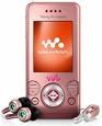 vendo Sony Ericsson w580 pink