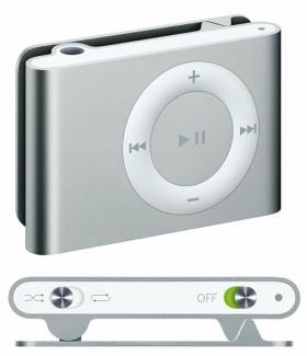 Fotos de El iPod shuffle de 1 GB