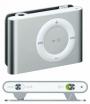 El ipod shuffle de 1 gb