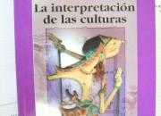 COMPRO LIBRO INTERPRETACION DE LAS CULTURAS