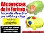 ALCANCÍAS DE LA FORTUNA