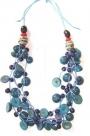 Â¡â¡â¡ hermosos collares artesanales en crochet!!!!