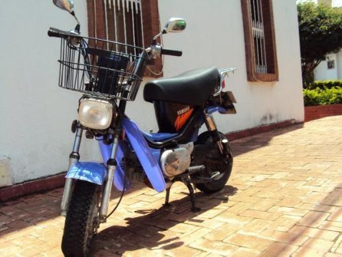fotos de vendo moto chappy - cundinamarca