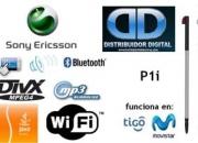 Sony Ericsson P1 P1i  WIFI SYMBIAN WOD EXCEL TACTIL TECLADO 3G TELEFONO CELULAR