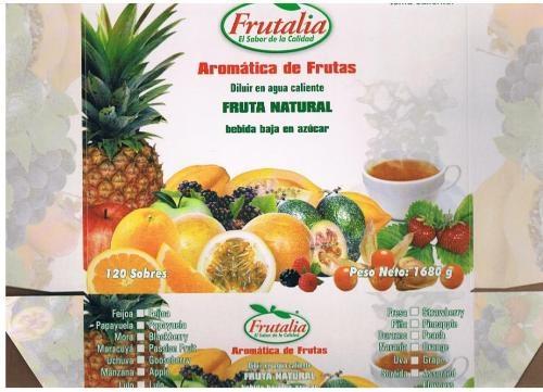 Aromaticas de frutas