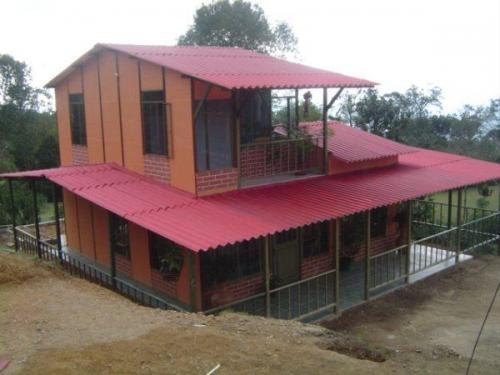 Casas prefabricadas madera vendo casas prefabricadas - Cmi casas modulares ...