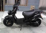 Vendo bws 2007 negra como nueva