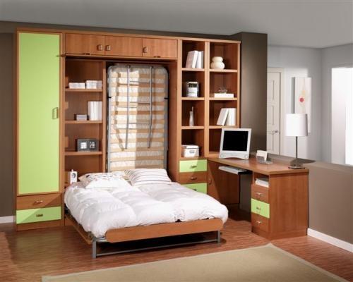 Espacios reducidos diseñamos muebles en Bogotá, Colombia  Muebles