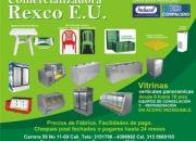 SILLAS PLASTICAS Y MESAS PLASTICAS 315 5668165