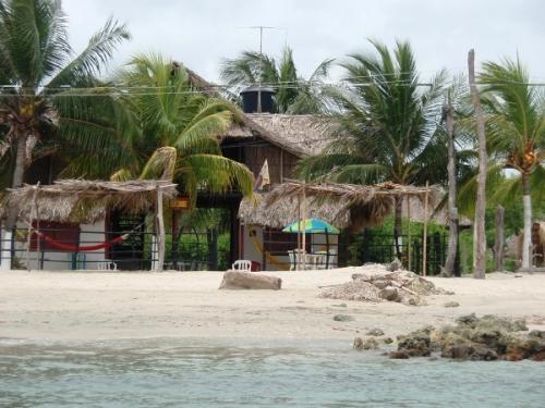 Alquiler de cabaña frente al mar  rincon del mar sucre en sucre ...